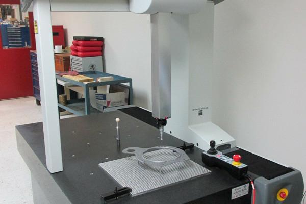 CMM-Inspection